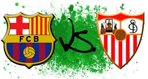 Utrzymać fotel lidera; Barça – Sevilla