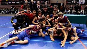 Barcelona wygrywa z Madrytem w Minicopa