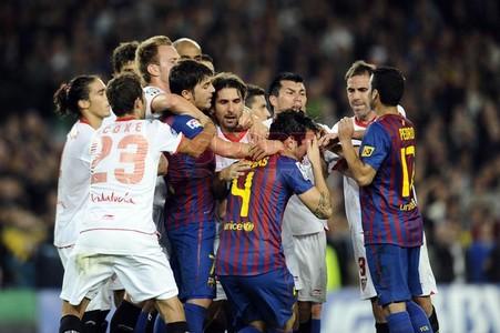Barça – Sevilla: najlepsze, najgorsze