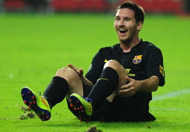 Messi nadal najlepszym strzelcem