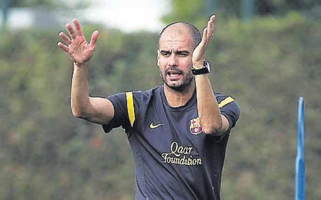 Guardiola zdenerwowany zachowaniem Del Bosque