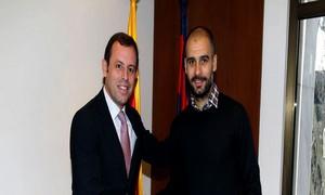 Barcelona oferuje Guardioli kontrakt