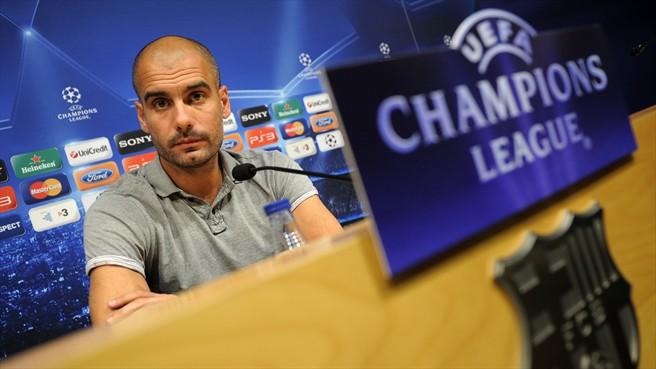 Guardiola: Nie ma sensu odpowiadać Ibrahimoviciovi