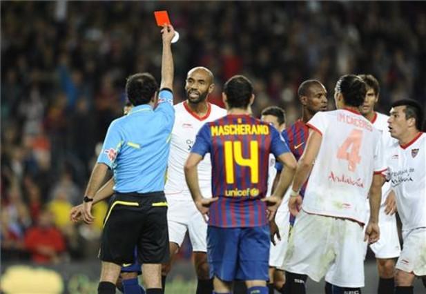 Komitet ds. Rozgrywek zakpił z Barcelony