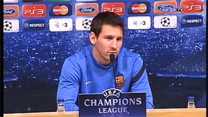 Messi: Chcemy nadal tworzyć historię