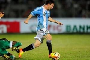 Messi otrzyma obuwie z chipem