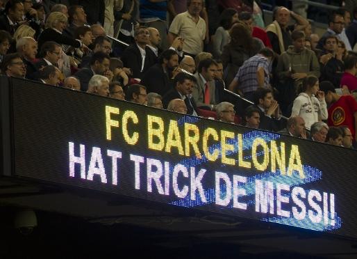 Messi – maszyna do zdobywania goli