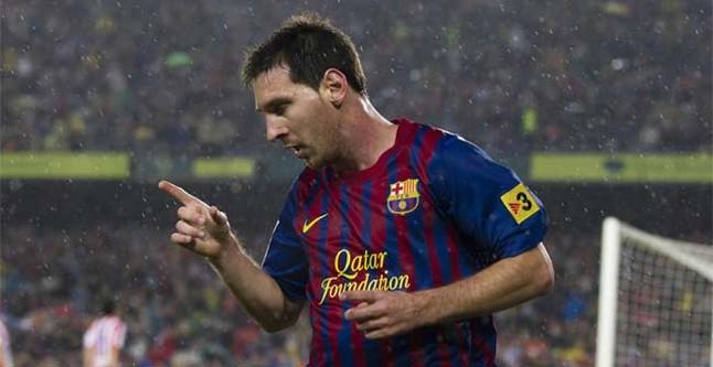 Messi honorowym członkiem AFE