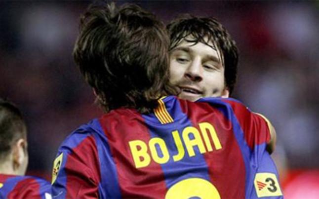 Messi i Bojan kuzynami ?!