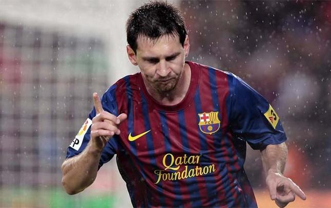 Messi nadal najlepszy