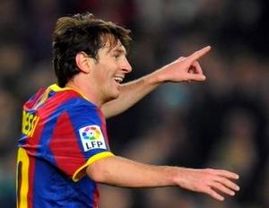 Messi strzelił 103 gole w 100 meczach