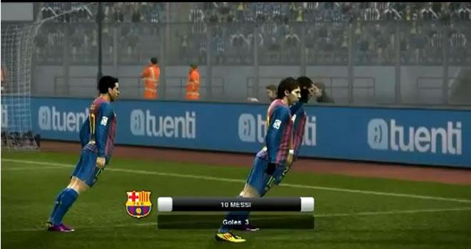 Messi królem popu !