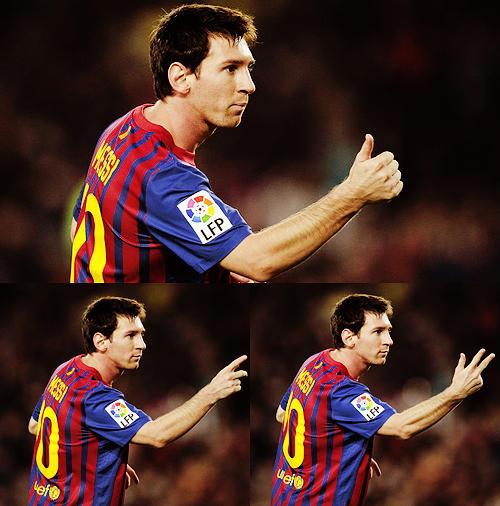 Messi: Wiem, że mogę więcej