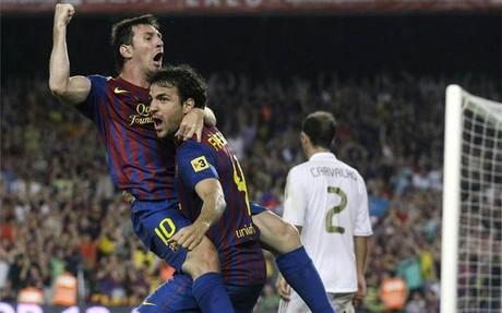 Hiszpanie wolą Barcelonę niż Madryt