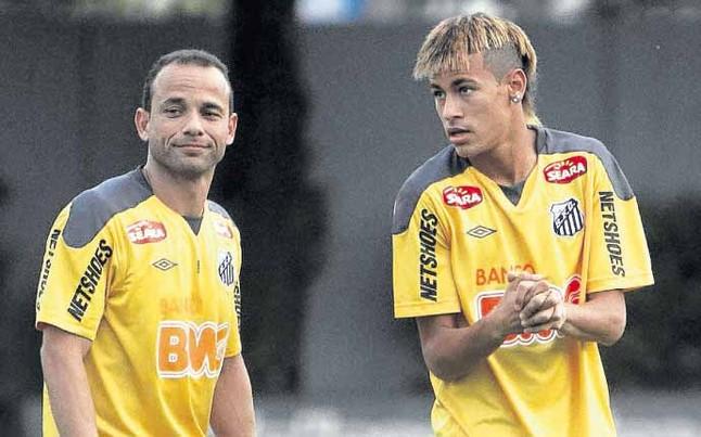 Neymar w 2014 roku?
