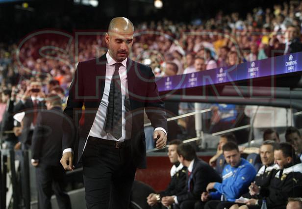 Guardiola: Od dawna wiemy, że Messi jest wielki