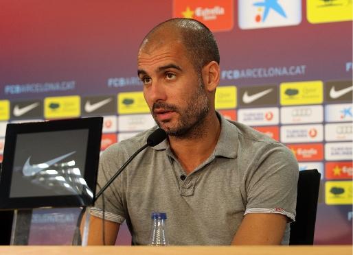 Pep: Zawsze trudno nam pokonać Sporting