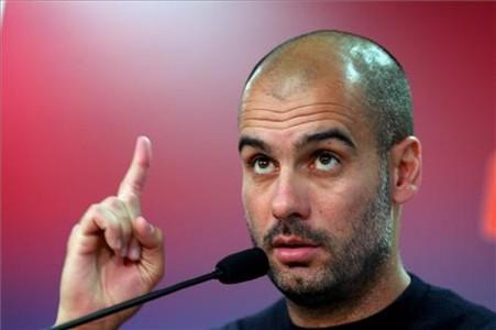 Guardiola: Borghi mógłby najpierw zapytać