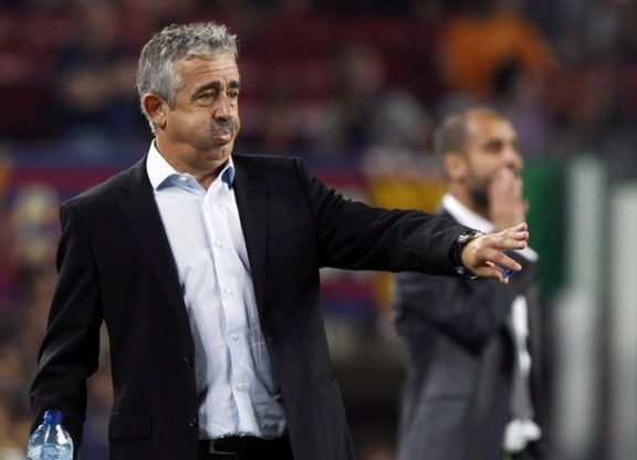 Preciado: Będziemy chcieli pokonać Barçę