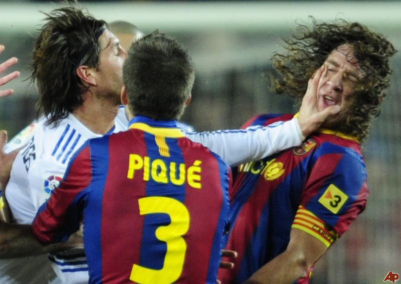 Ramos zadowolony z powrotu Puyola