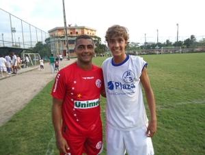 Romario: Chciałbym, aby mój syn grał w Barcelonie