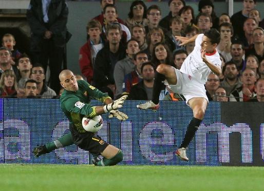 Valdés ustanawia osobisty rekord