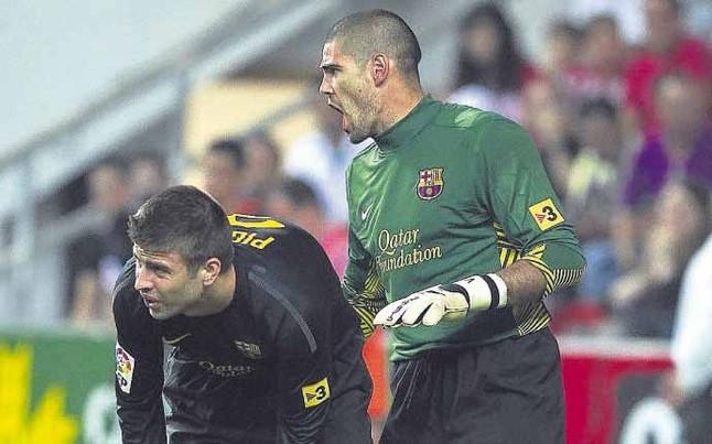 Valdés niepokonany od 337 minut