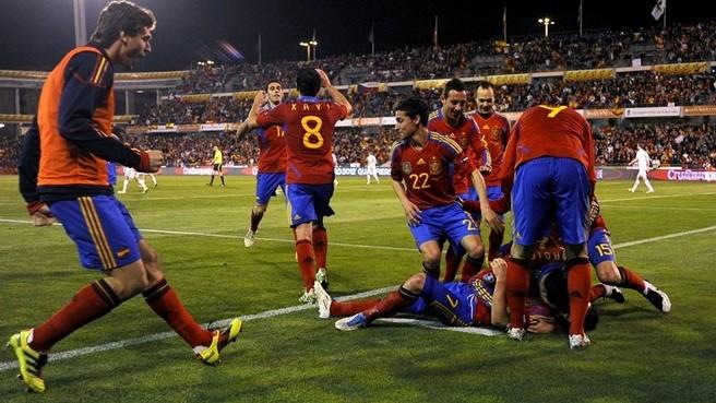Hiszpania w barwach Blaugrana