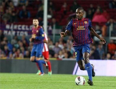 Abidal: Chcę zakończyć karierę w Barcelonie