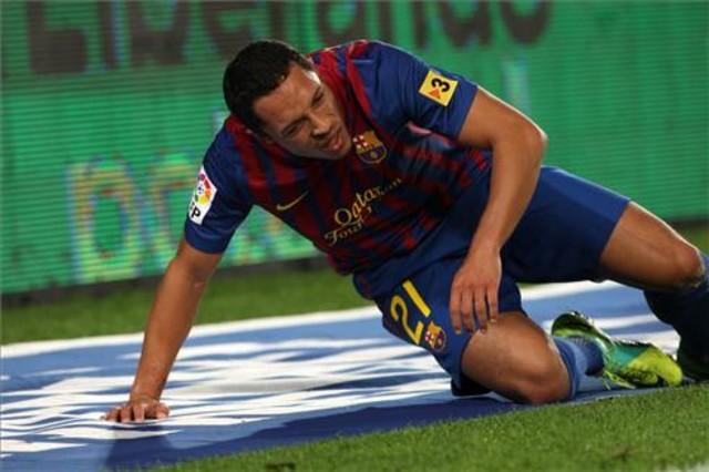 Adriano nie zagra przeciwko Saragossie