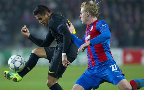 Viktoria – Barça: najlepsze, najgorsze