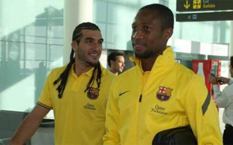 Barcelona wyleciała do Getafe