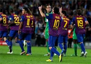 Barcelona liderem rankingu IFFHS