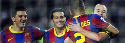 Zapowiedź spotkania FC Barcelona – Real Zaragoza