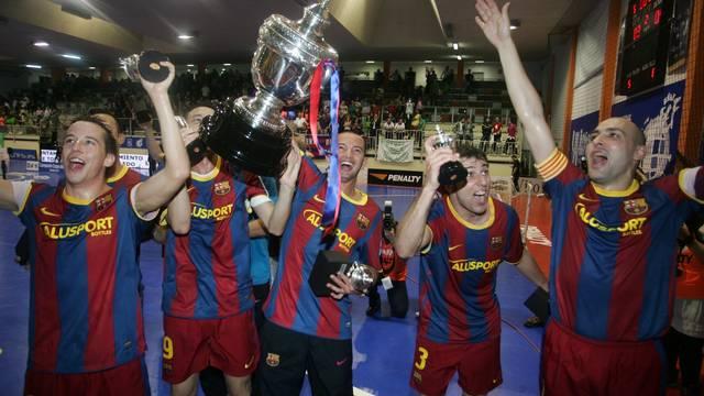 Barça Alusport poznała rywala