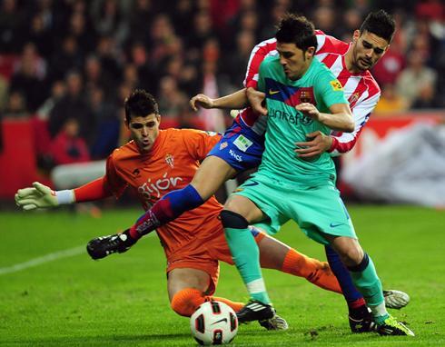 Barcelona chce Alberto Boite ze Sportingu