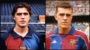 Bracia w FC Barcelonie