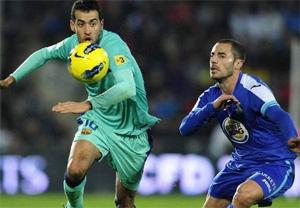 Kolejne kartki Piqué i Sergio