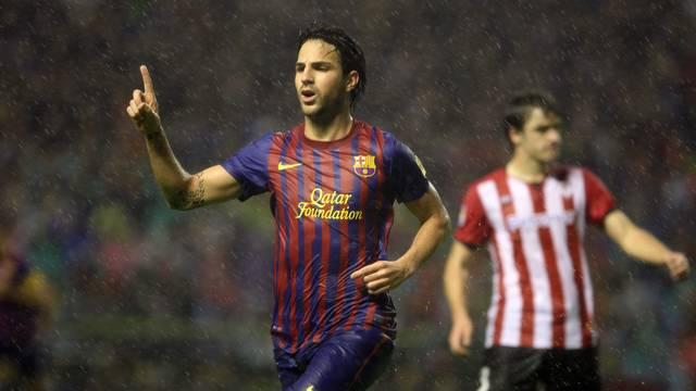 Fàbregas: Wciąż jesteśmy niepokonani