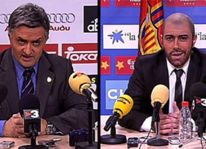 Guardiola i Mourinho powitają nowy rok