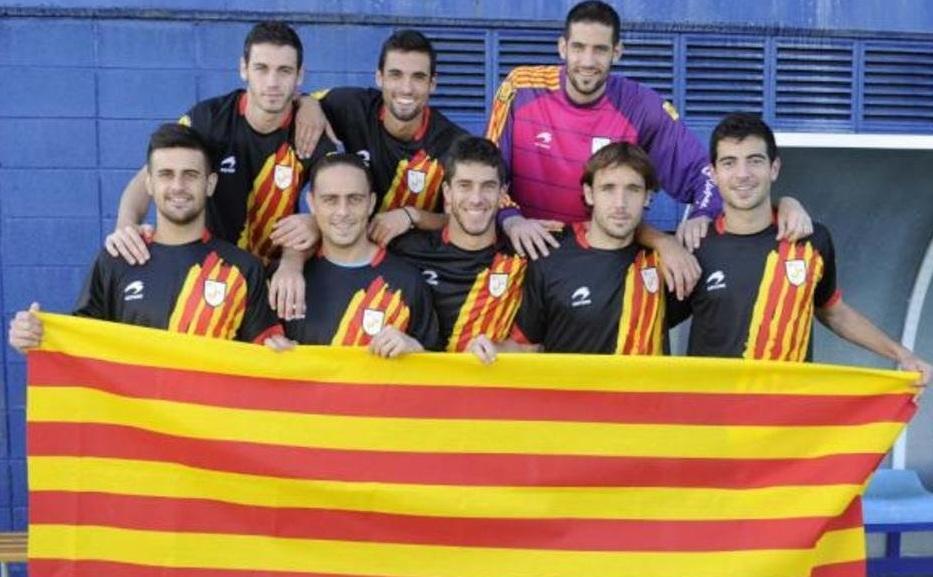 Ośmiu z Barçy chce grać dla Katalonii