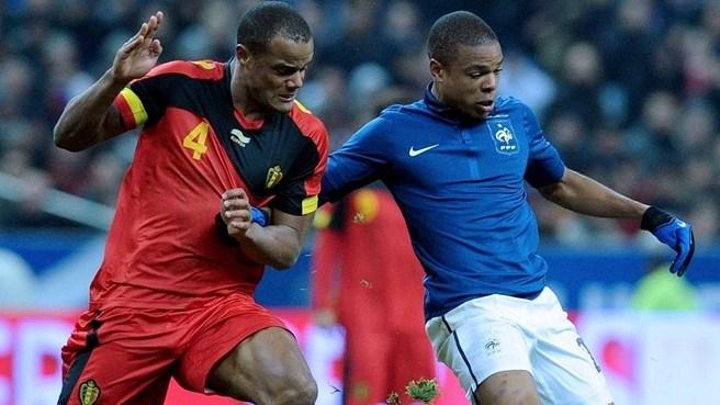 Francja nie popisała się w meczu z Belgią