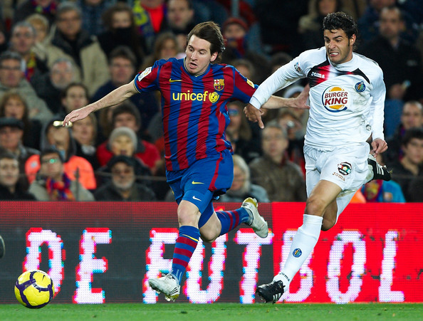 Kadra Getafe na mecz z FC Barceloną