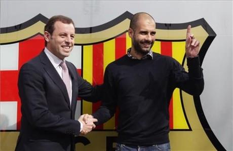 Guardiola przedłuży kontrakt