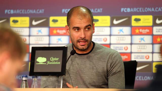 Guardiola: Aby wygrać musimy pokazać więcej odwagi