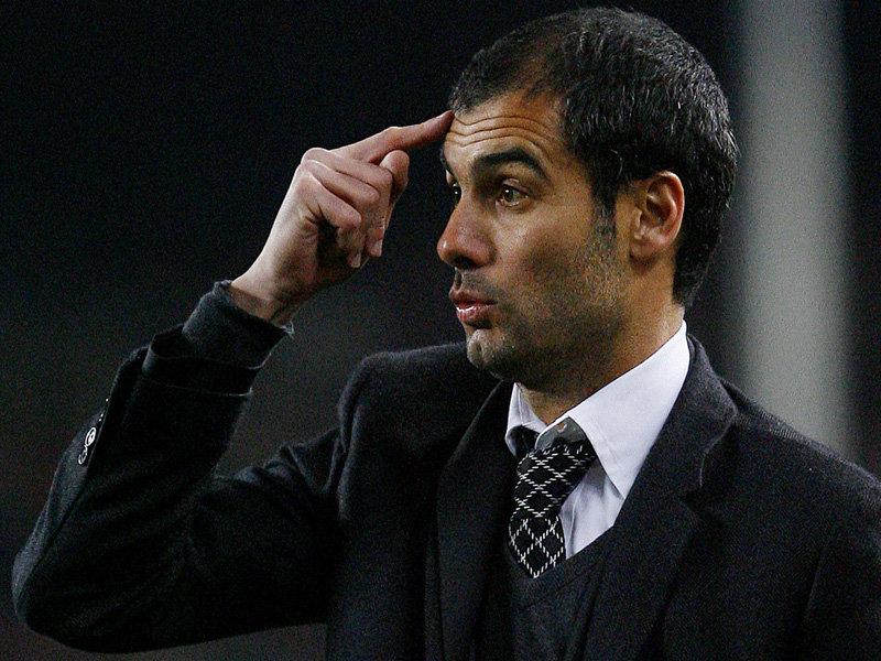 Nie było spotkania Morattiego z Guardiolą