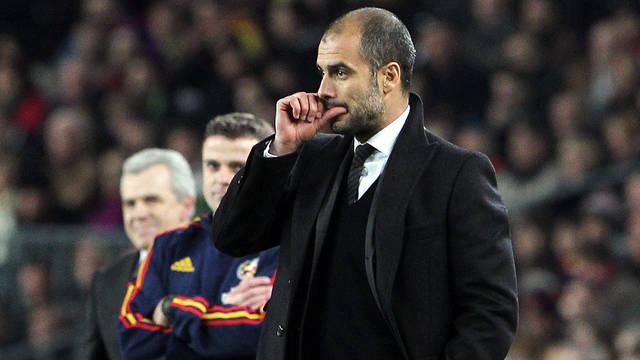Aguirre i Guardiola – twarzą w twarz na Camp Nou