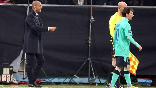 Guardiola lepszy od Van Gaala