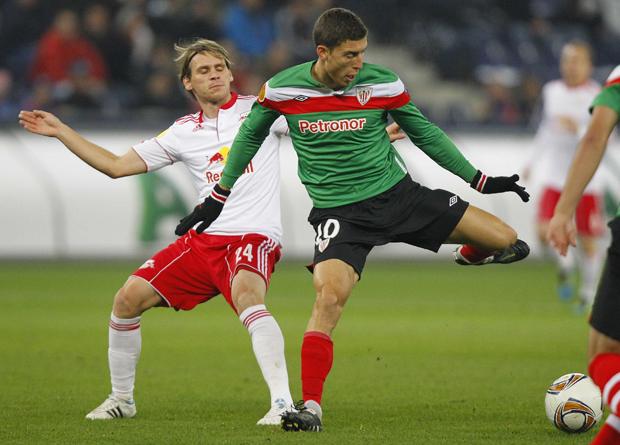 Bilbao wygrywa z Salzburgiem