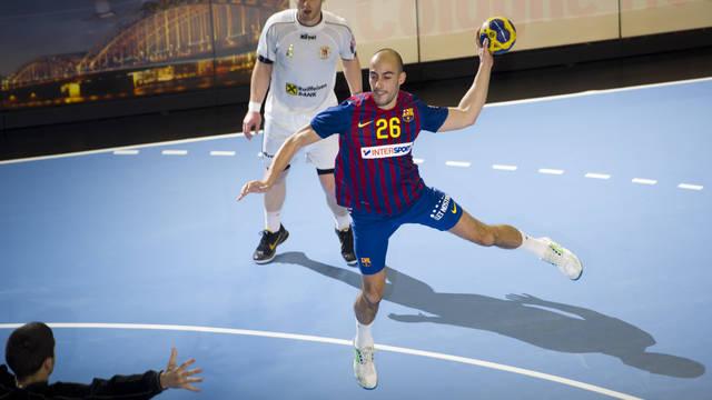 Barça Intersport znów wygrywa w Lidze Mistrzów